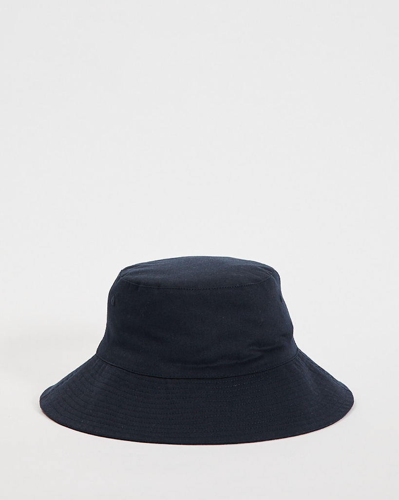 HAPPY Bucket Hat - Navy