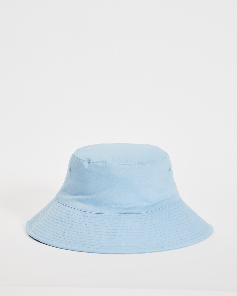 HAPPY Bucket Hat - Sky