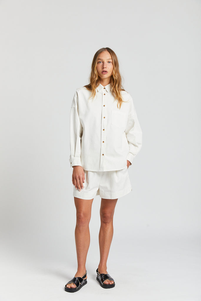 The Diaz short - Off White