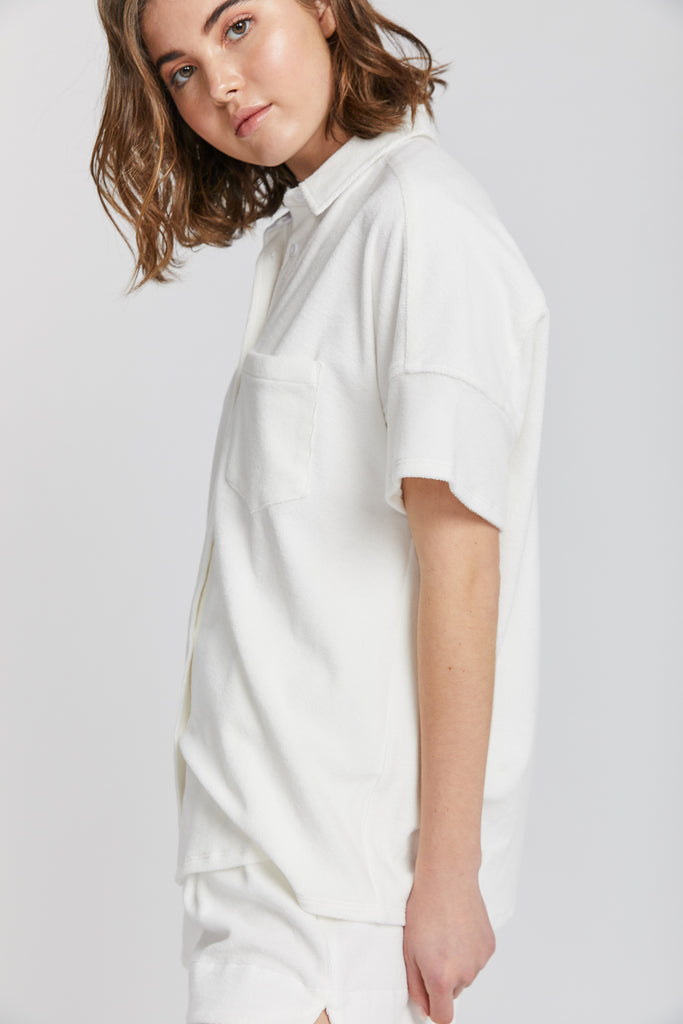 OnCourt Shirt | White