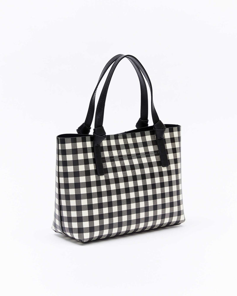 Lea Tote - Mini - Black