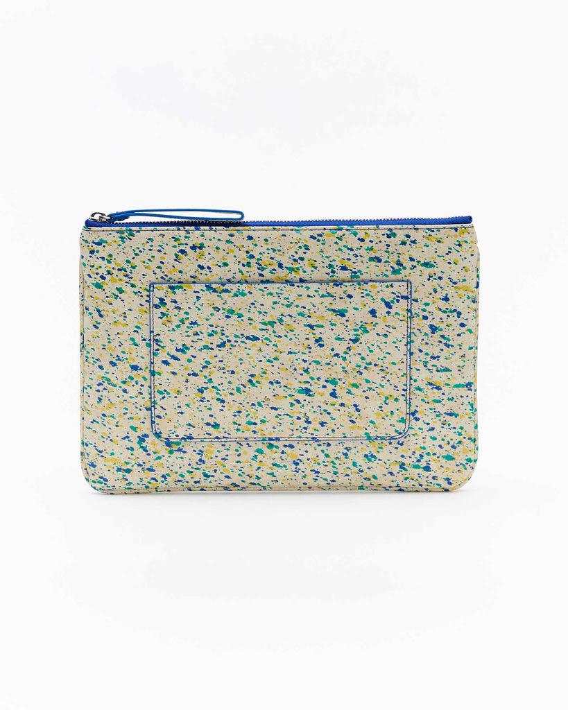 Mia Clutch - Splash Green