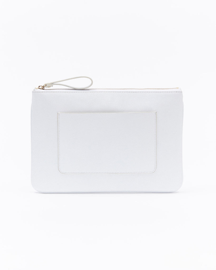 Mia Clutch - Cream