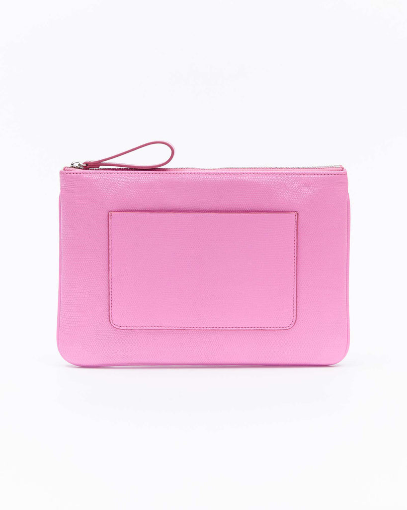 Mia Clutch - Neon Pink