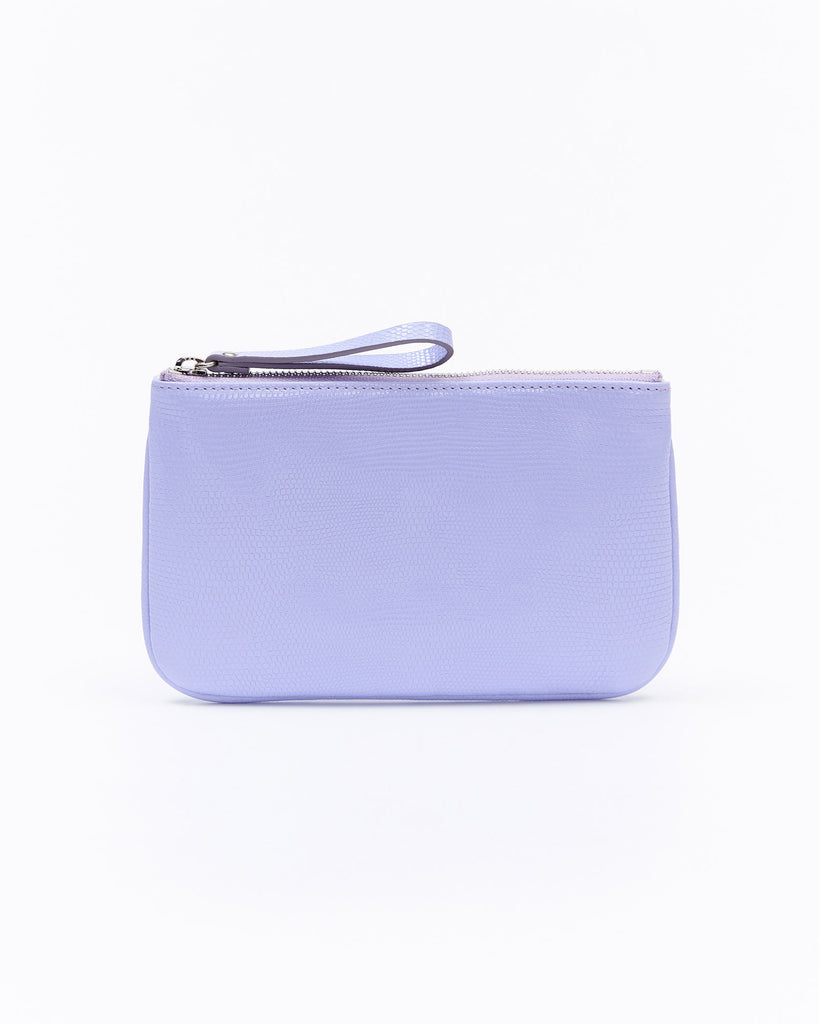 Mia Mini Clutch - Lilac