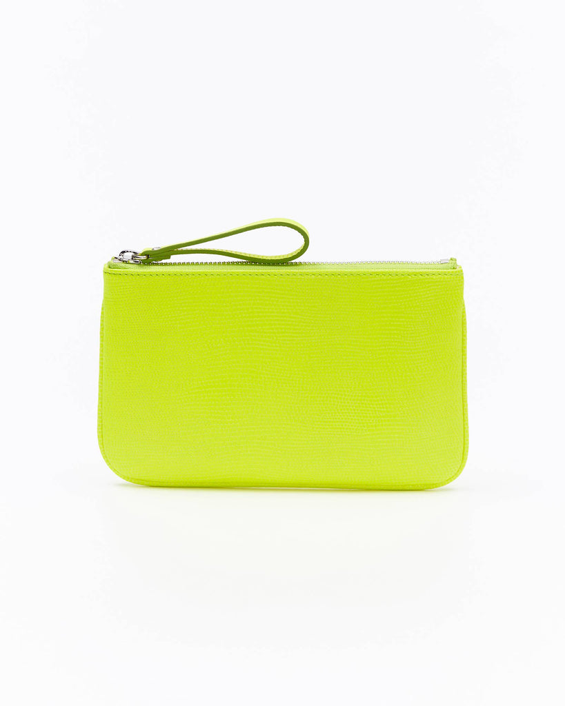 Mia Mini Clutch - Neon