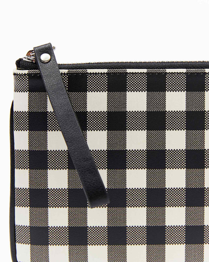 Lea Mini Clutch - Black