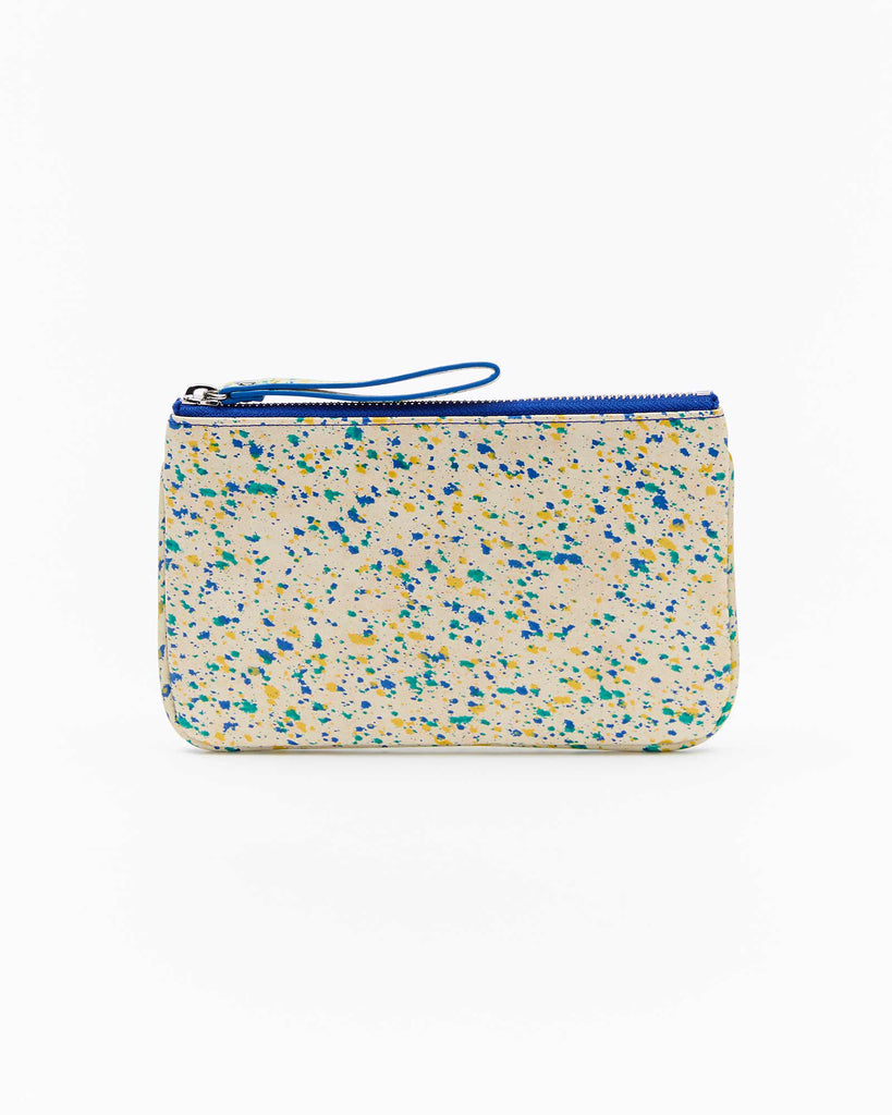 Mia Mini Clutch - Splash Green