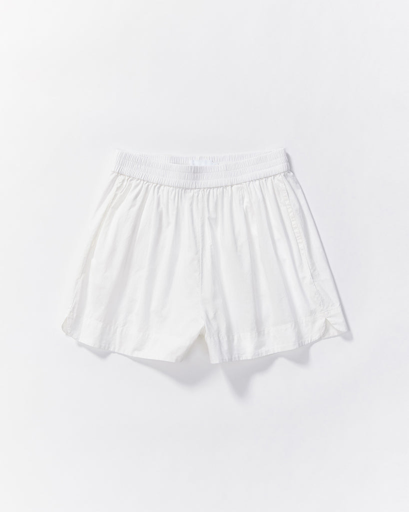 The Chiara Short - White