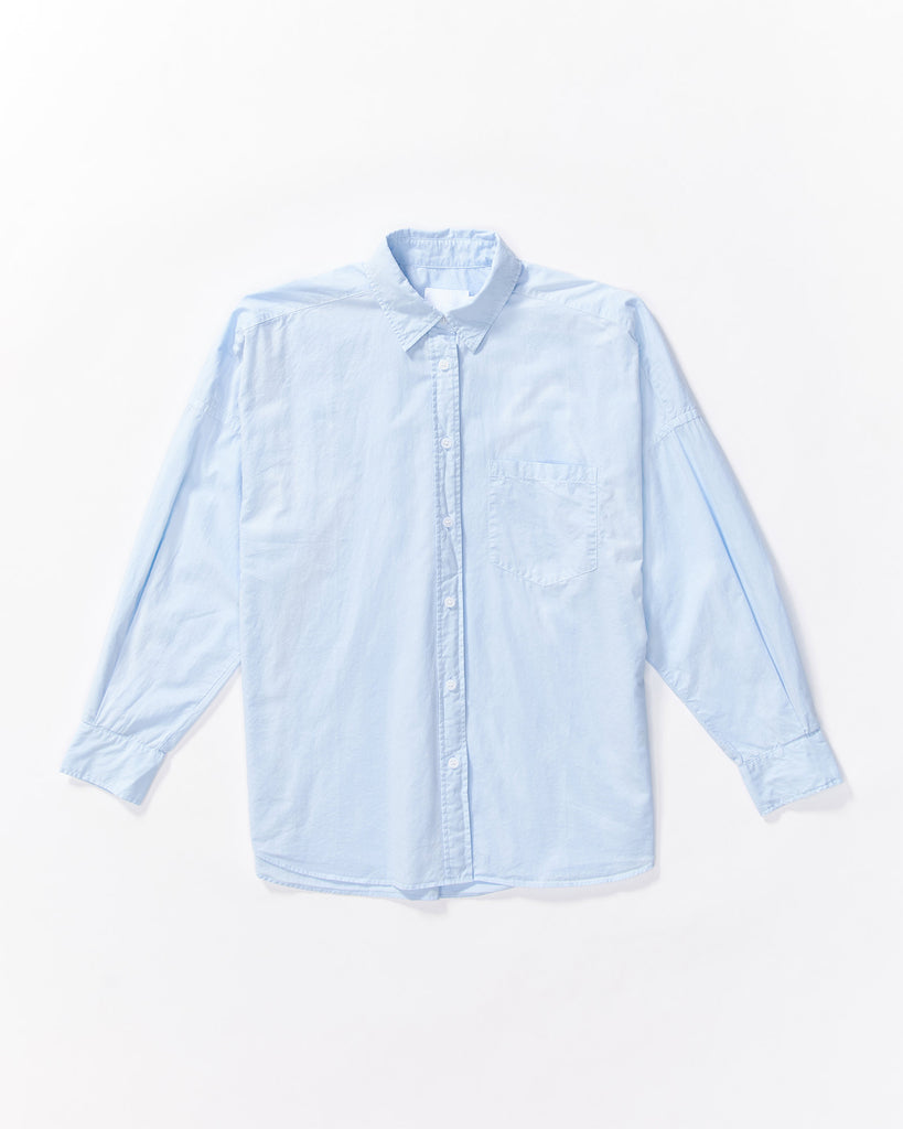 The Chiara Shirt - Sky