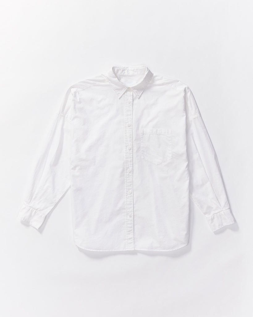 The Chiara Shirt - White