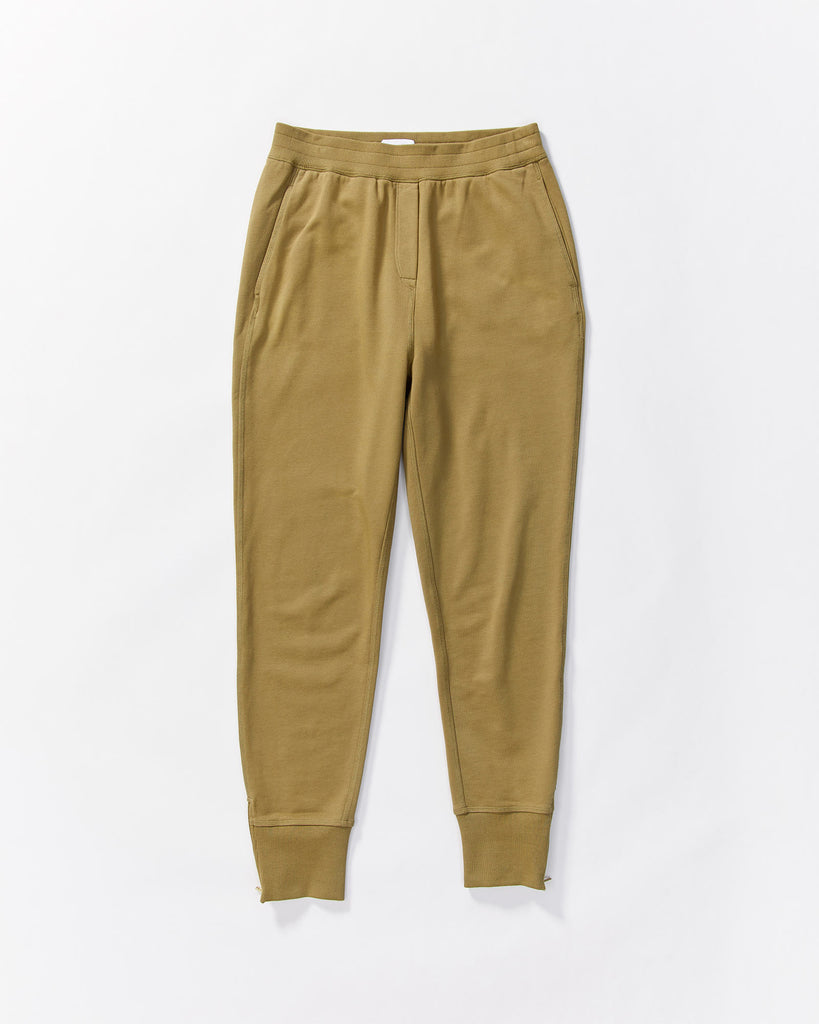 Cali Sweat Pants - Forest Green