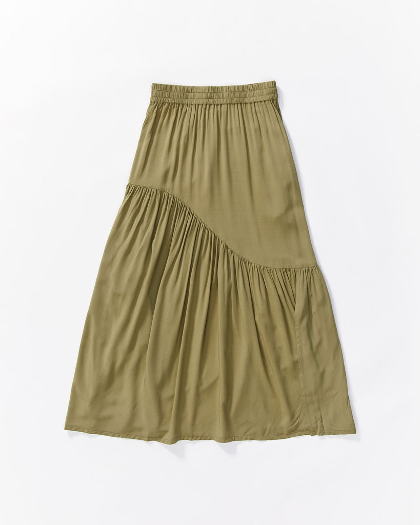 Marala Skirt - Forest Green