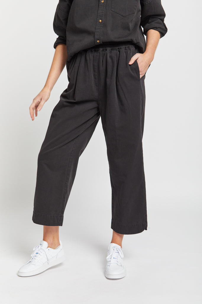 The Diaz pant - Black