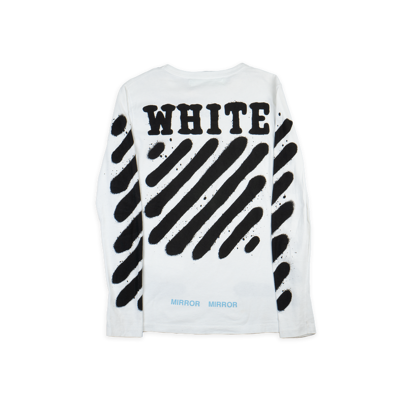 Off-White Spray Longsleeve