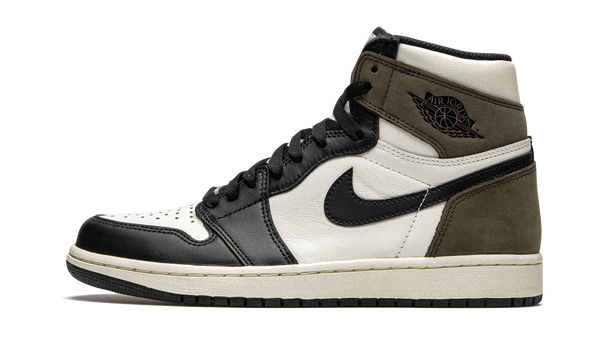 Air Jordan 1 Retro High Dark Mocha sneaker (555088-105) - True to Sole