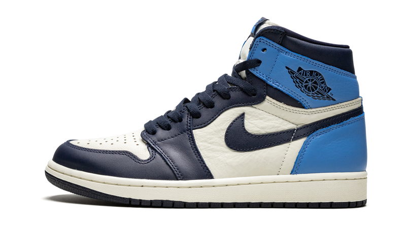 Air Jordan 1 Retro High OG Obsidian (575441-140) - True to Sole
