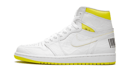 Air Jordan 1 First Class Flight White