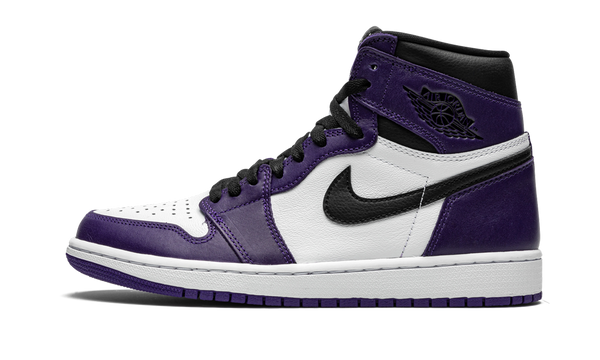Air Jordan 1 Retro High OG Court Purple 2020