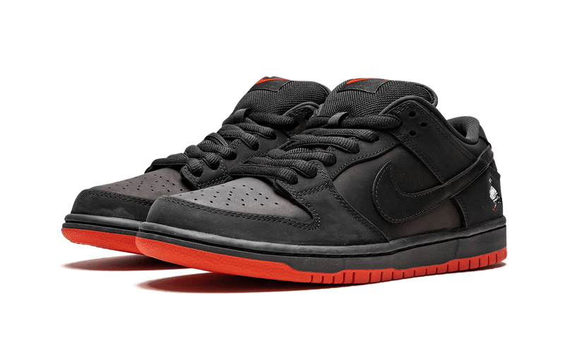 Nike SB Dunk Low TRD QS Black Pigeon