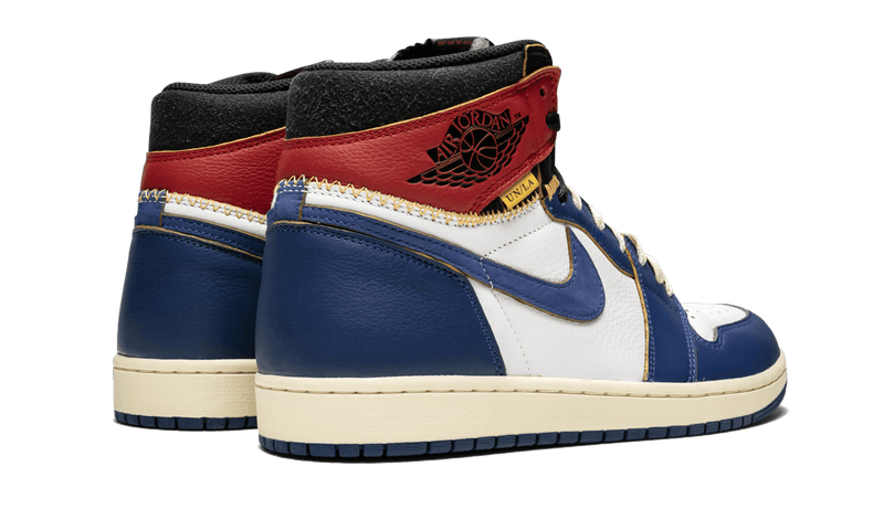 Air Jordan 1 Retro HI NRG / UN Union - Storm Blue