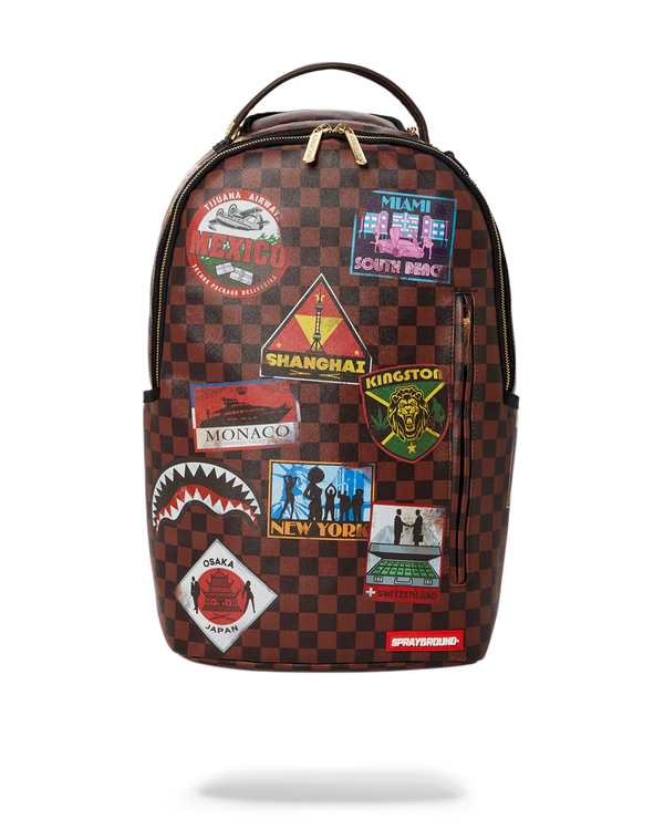 SPRAYGROUND® Travel Patches Backpack