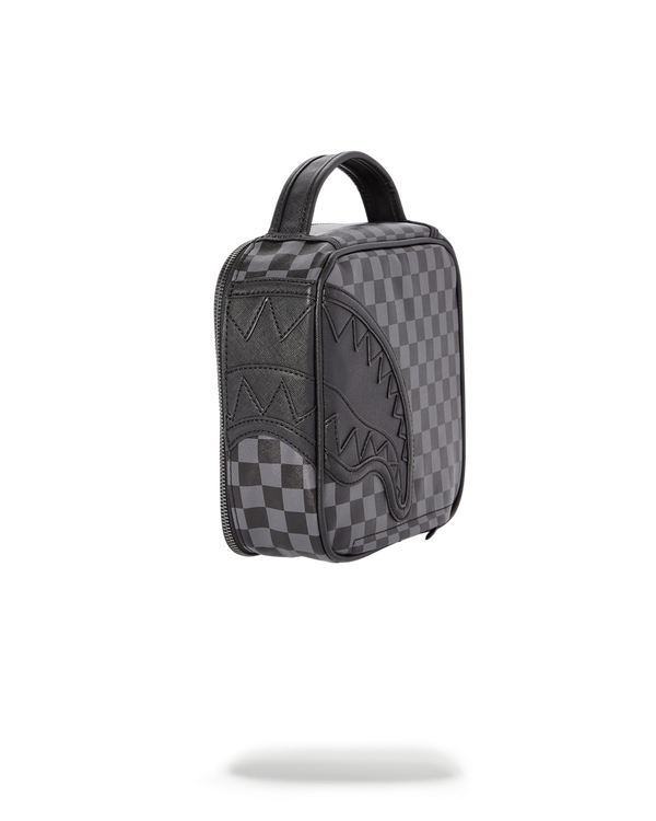 SPRAYGROUND® Henny Black Checkered Snack Pack