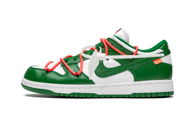 Nike Off-White Dunk Low Pine Green