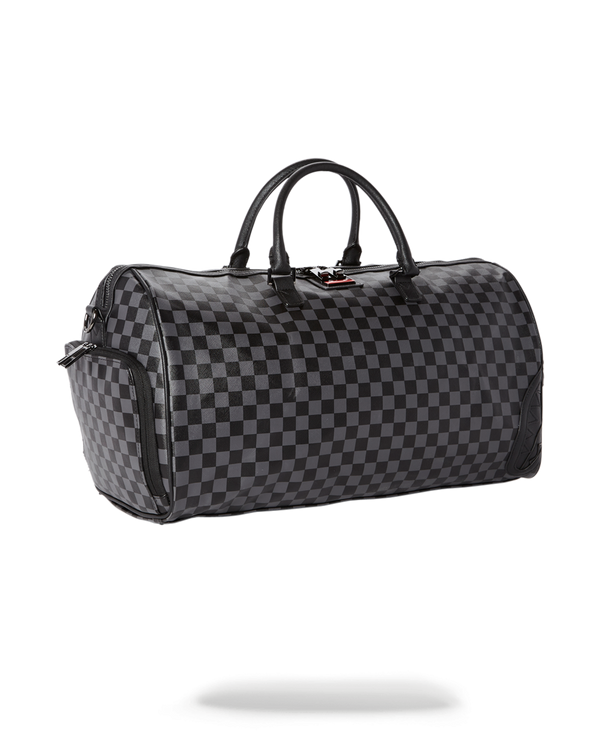 SPRAYGROUND® Henny Black Checkered Duffle