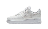 Nike Air Force 1 LX Tear Away White 'Red Swoosh'