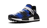 Adidas NMD Hu BBC x Pharrell Plaid Pack 'Blue'