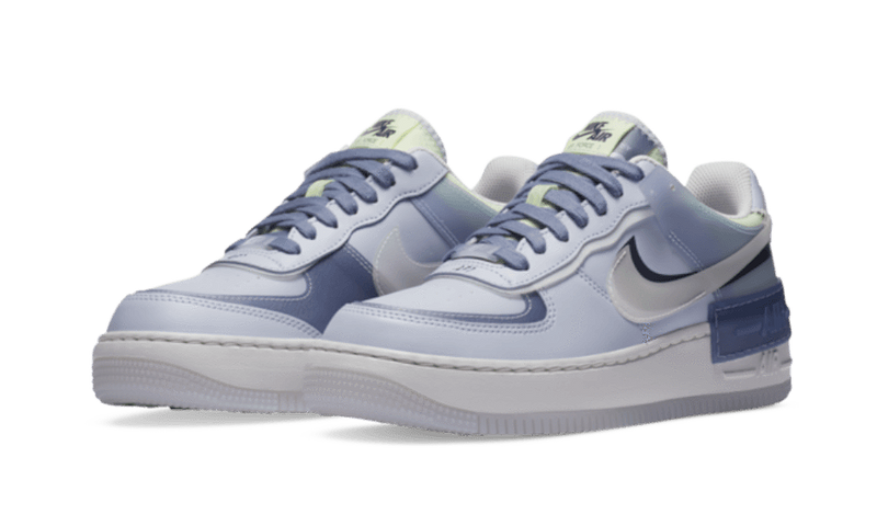 Nike Air Force 1 Shadow SE Ghost World Indigo