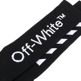 Off-White Diagonal Socks