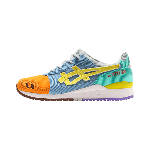 Sean Wotherspoon x Atmos x ASICS GEL-Lyte III