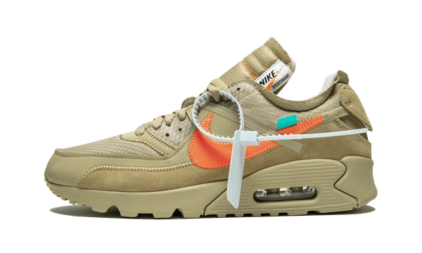 The 10: Nike Air Max 90 Off-White / Desert Ore