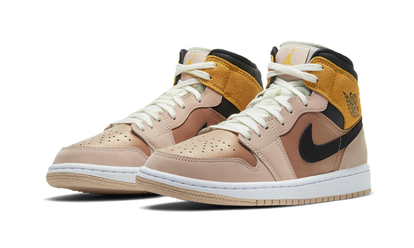 Air Jordan 1 Mid SE Particle Beige