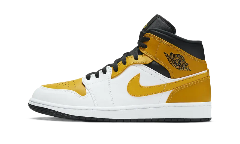 Air Jordan 1 Mid University Gold