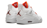 Air Jordan 4 Retro Metallic Pack Orange