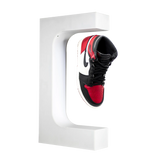 Levitating Sneaker Display