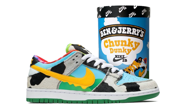 Nike SB Dunk Low Ben & Jerry's - Chunky Dunky Friends and Family