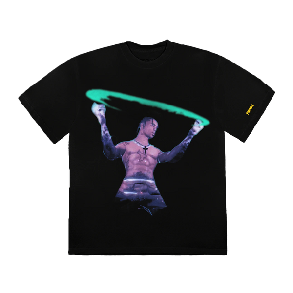 Travis Scott Stargazing T-Shirt Black