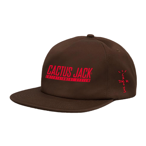 Travis Scott The Scotts Cj Game Hat Brown