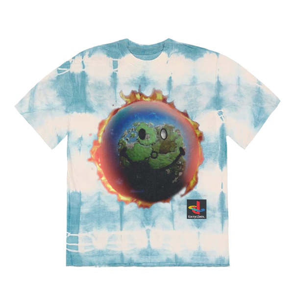 Travis Scott The Scotts World Tie Dye T-Shirt