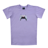 UNREAL Control[ler] tee Purple