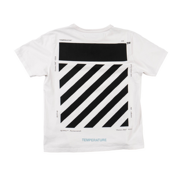Off-White Temperature T-Shirt