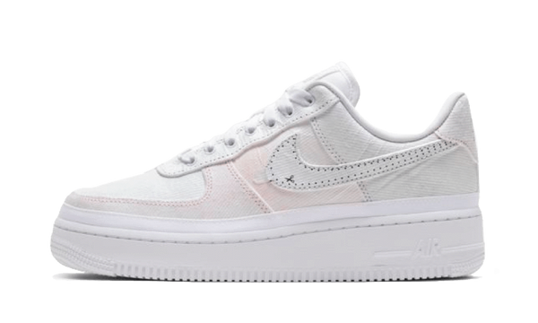 Nike Air Force 1 LX Tear Away Sail 'Black Swoosh'