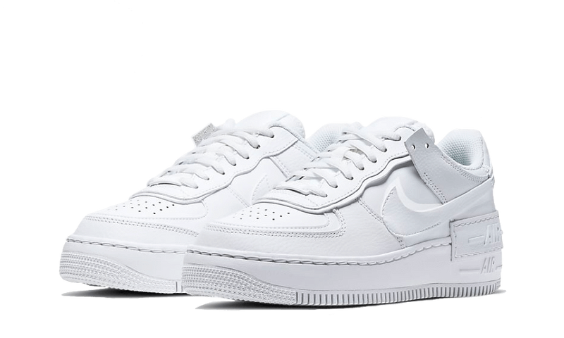 Nike Air Force 1 W Shadow Triple White