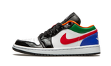 Air Jordan 1 Low Multi-Color Black Toe (W)