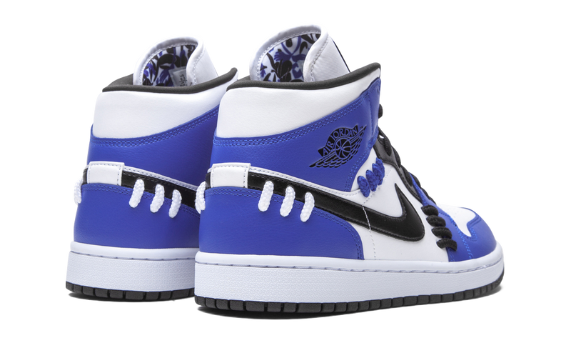 Air Jordan 1 Mid (W) Sisterhood - Game Royal