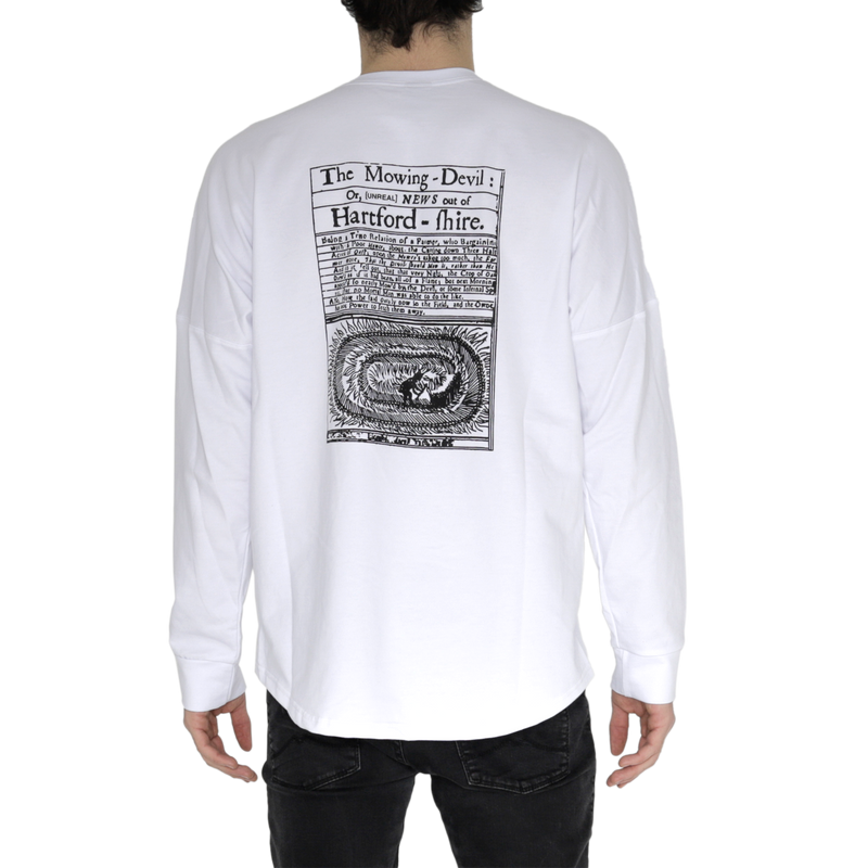 UNREAL - MOWING DEVIL LONGSLEEVE